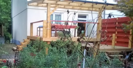 Planung Zuschnitt Aufstellen Beton Arbeiten inklusive